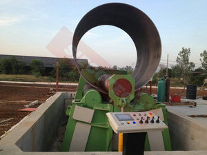 HEAVY DUTY ROLLING MACHINE